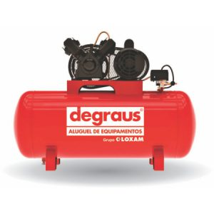 Compressor de Ar 10 PCM (Elétrico)