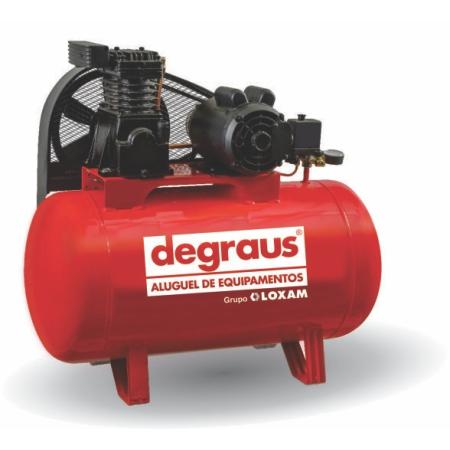 Compressor de Ar - 15 PCM