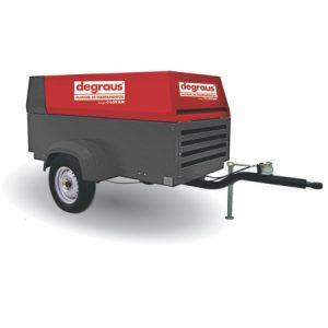 Compressor de Ar 300 PCM (Diesel)