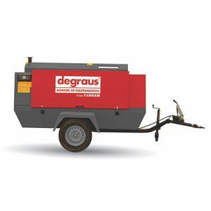 Compressor de Ar 400 PCM (Diesel)