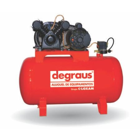 Compressor de Ar 5 PCM (Elétrico)