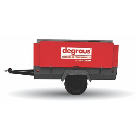 Compressor de Ar 750 PCM (Diesel)