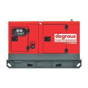 Gerador de Energia 25 kVA