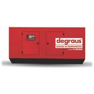 Gerador de Energia 250 kVA