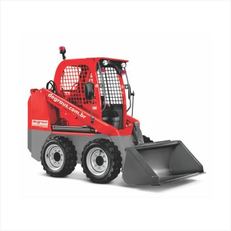 Minicarregadeira 510 kg - 01