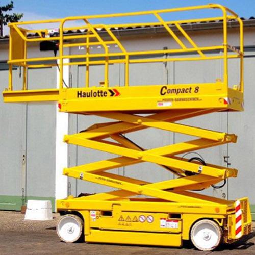 Plataforma Tesoura 8,2 M (Compact 8)