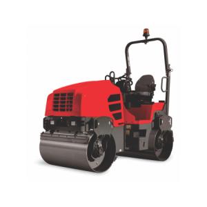 Rolo Compactador Liso 2480 kg (Diesel)