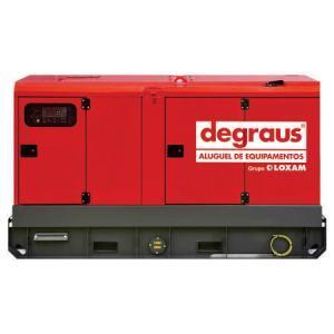 Gerador de Energia 50 kVA (Diesel)