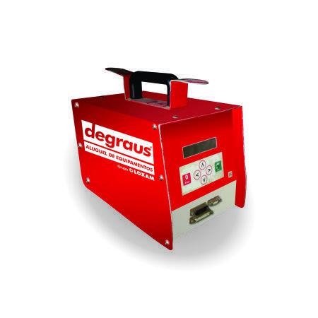 Máquina de Solda por Eletrofusão 90A (Elétrica)