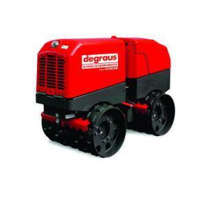 Rolo Compactador Pé de Carneiro (Diesel)