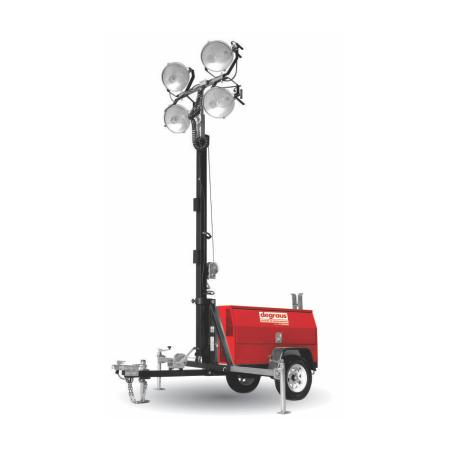 Torre de Iluminação 4000 W (Diesel)
