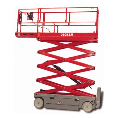 Plataforma Tesoura 10 m (Compact 10 N)