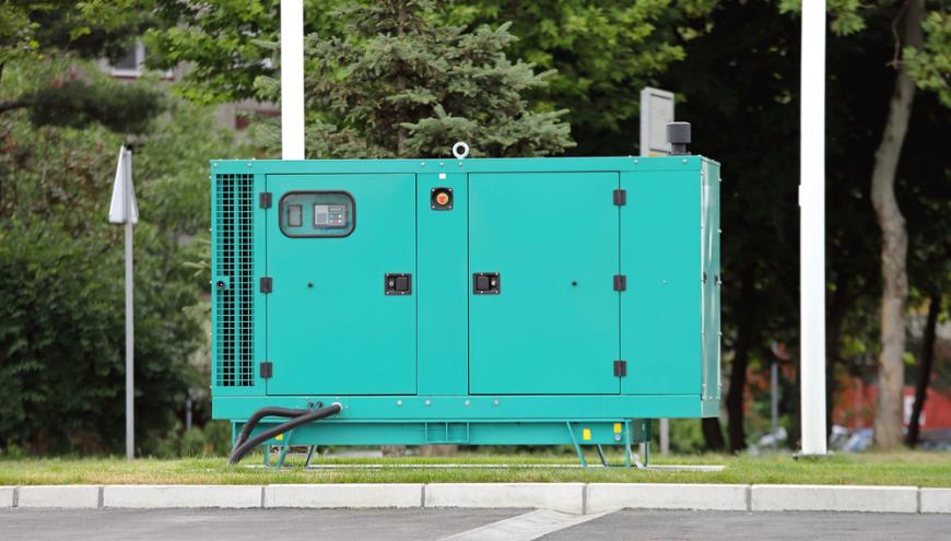 gerador de energia para comercios
