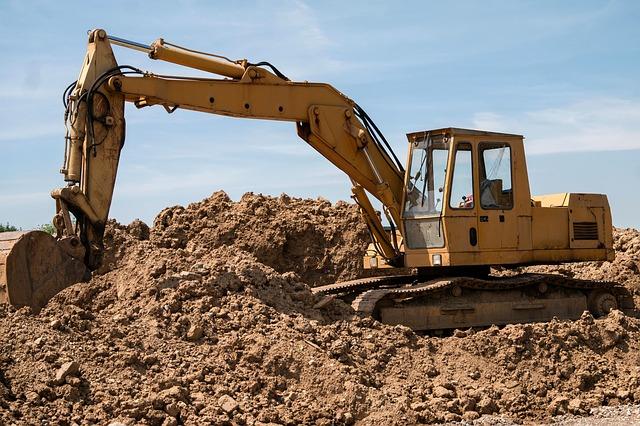 Por que investir no Aluguel de Escavadeira?