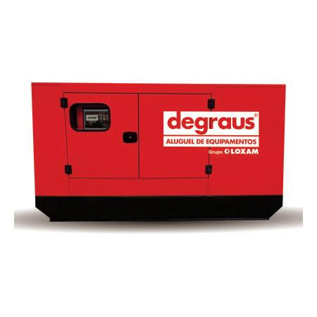 Gerador de Energia 125 kVA