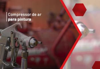 Compressor de Ar para Pinturas
